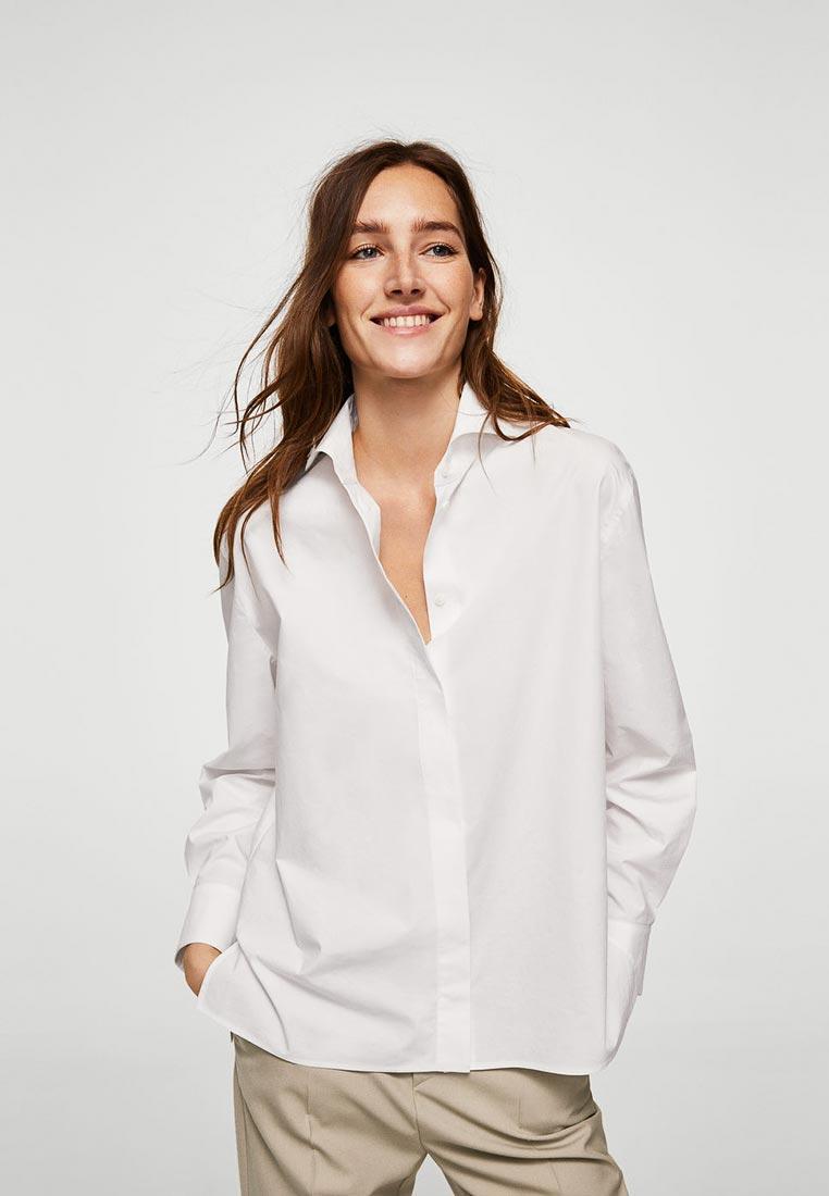 Женские рубашки с длинным рукавом Mango (Манго) 21097699