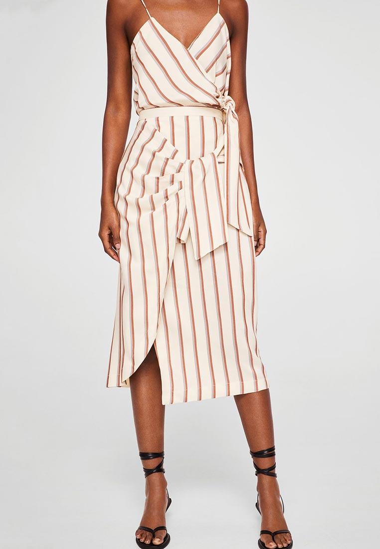 Прямая юбка Mango (Манго) 23027714