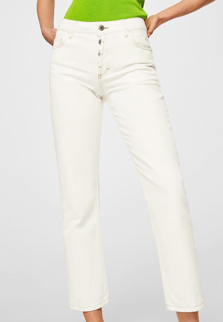 Прямые джинсы Mango (Манго) 23099033