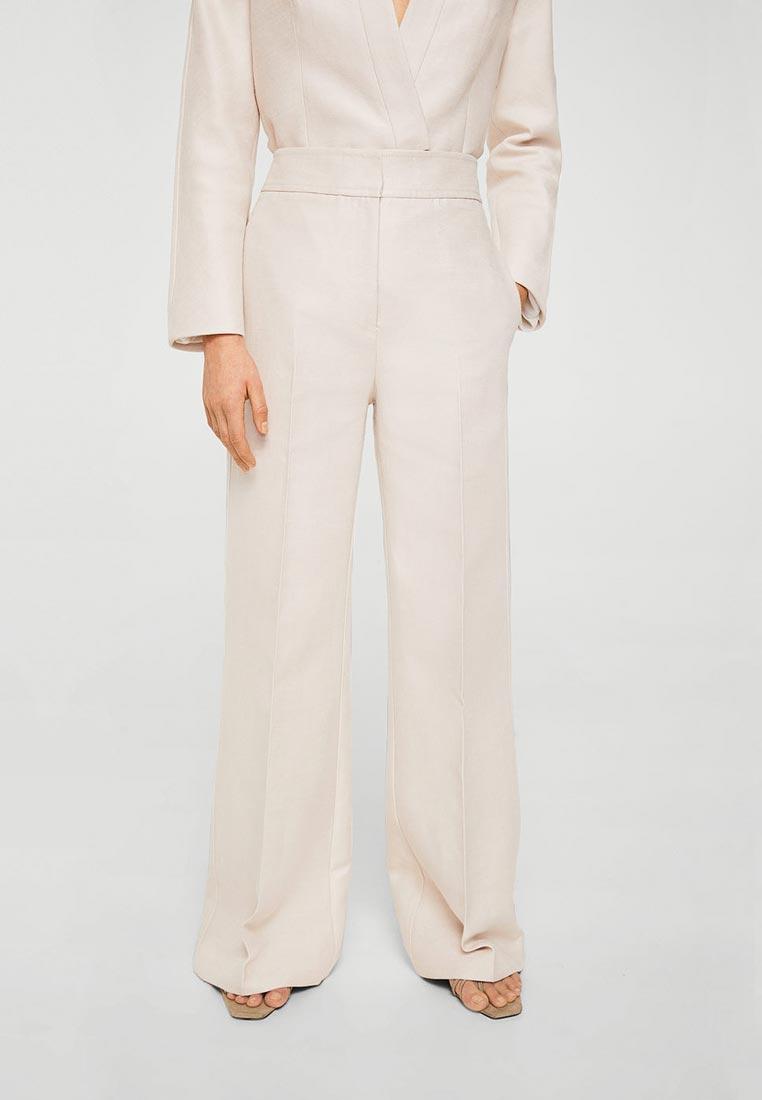 Женские широкие и расклешенные брюки Mango (Манго) 21047709