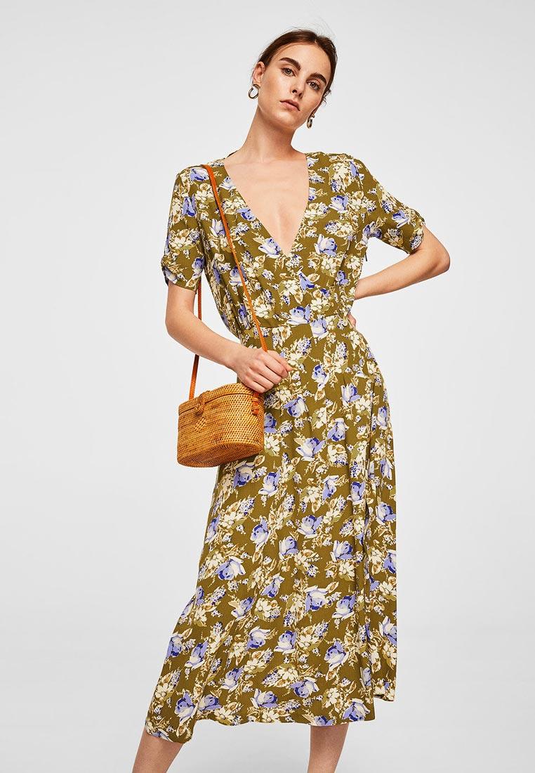 Платье Mango (Манго) 21097705