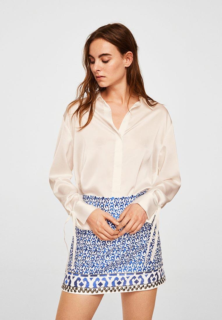 Прямая юбка Mango (Манго) 23057707