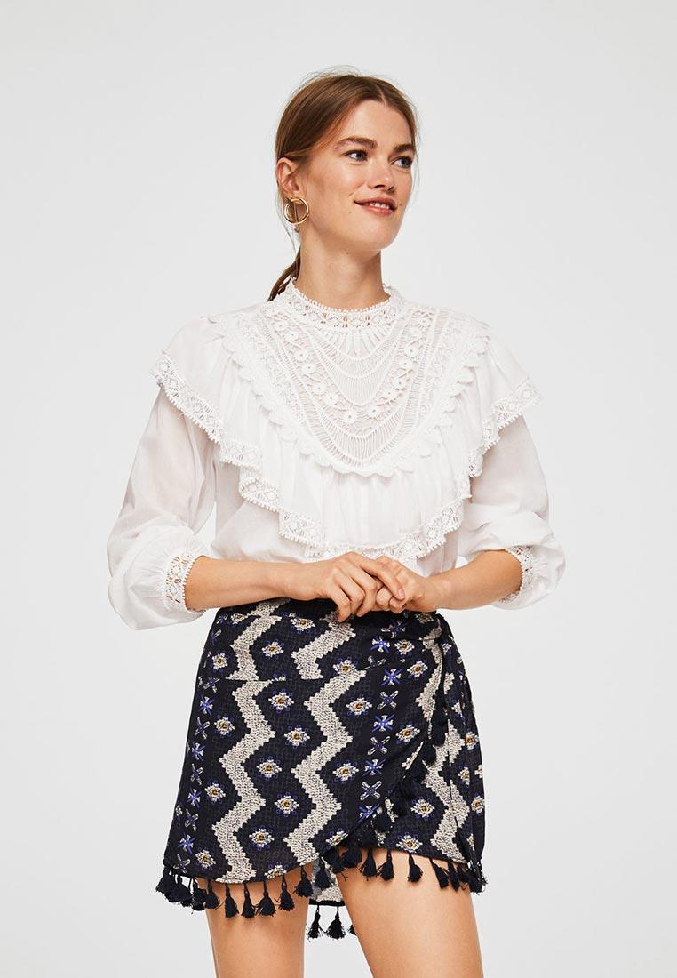 Прямая юбка Mango (Манго) 23079030