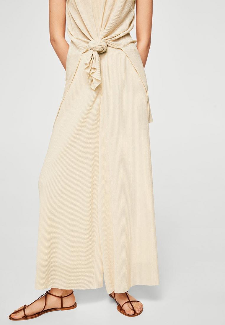 Женские широкие и расклешенные брюки Mango (Манго) 23067719