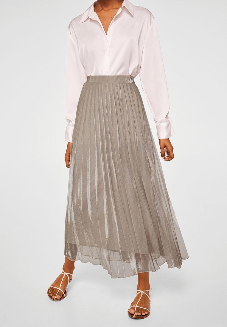 Широкая юбка Mango (Манго) 33050681