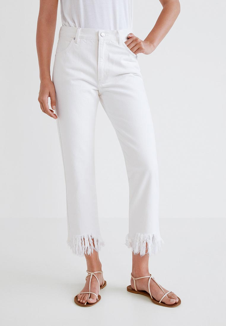 Прямые джинсы Mango (Манго) 33000651