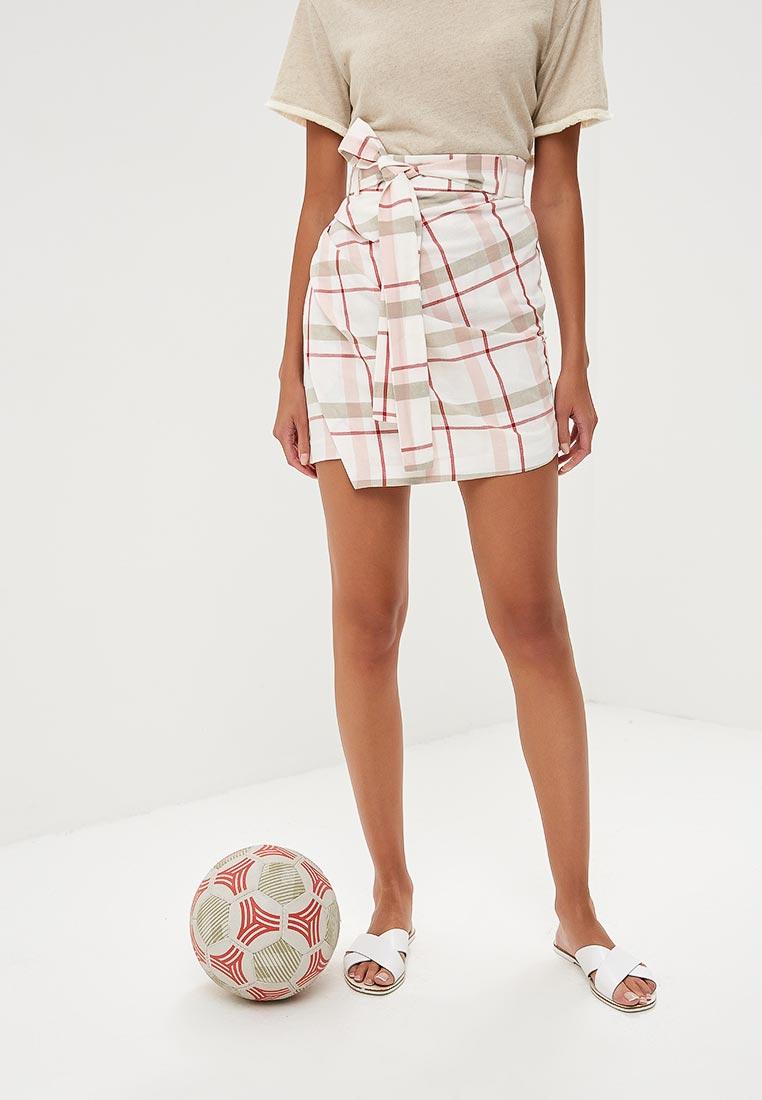 Прямая юбка Mango (Манго) 21099038