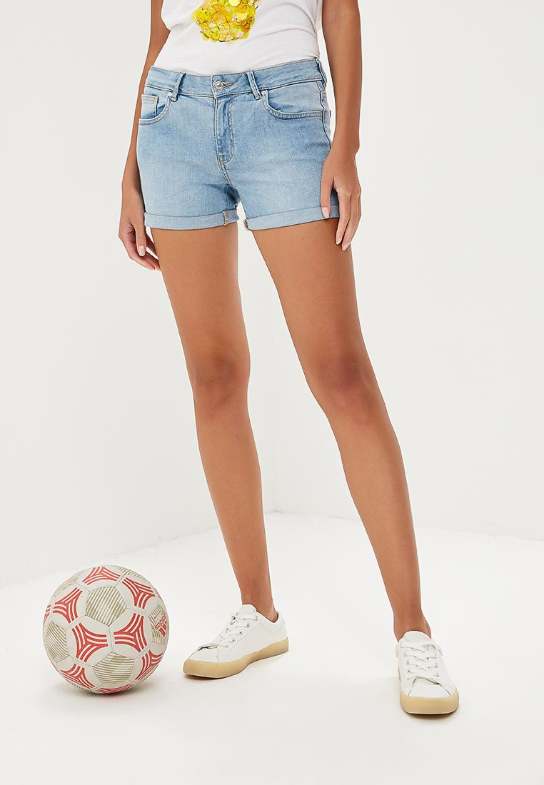 Женские джинсовые шорты Mango (Манго) 33080510