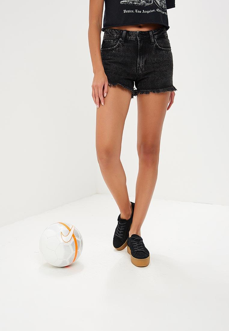 Женские джинсовые шорты Mango (Манго) 33080454