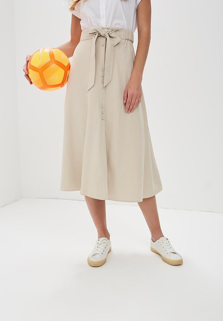 Широкая юбка Mango (Манго) 33060740