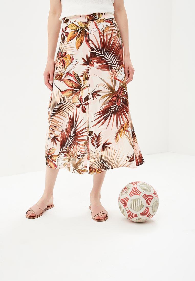Широкая юбка Mango (Манго) 33040938