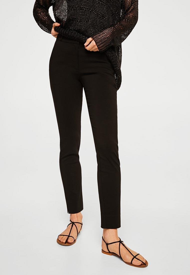 Женские зауженные брюки Mango (Манго) 33080497