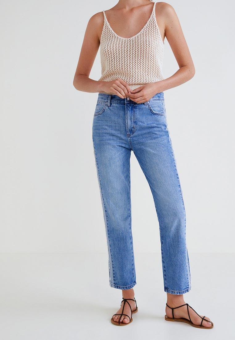 Прямые джинсы Mango (Манго) 33000652