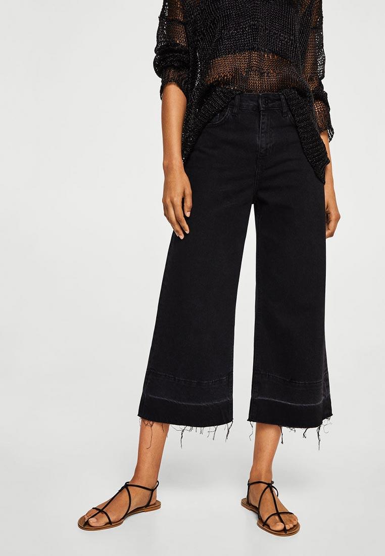 Широкие и расклешенные джинсы Mango (Манго) 33000627