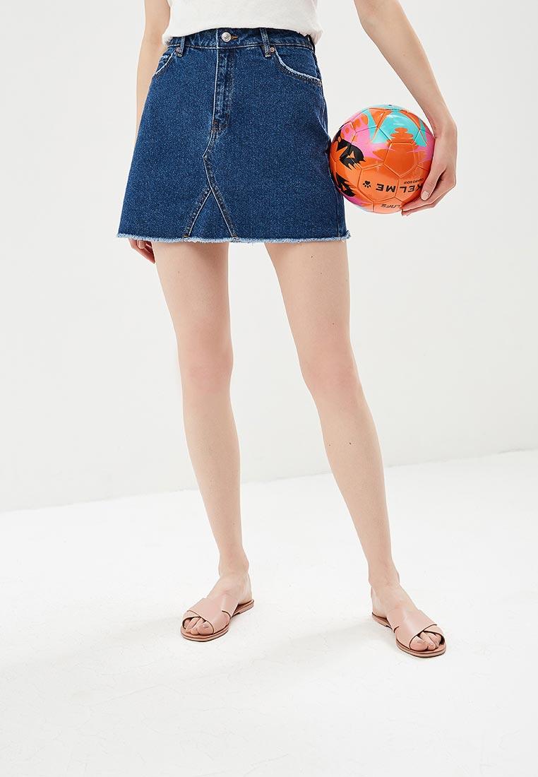 Джинсовая юбка Mango (Манго) 33083020