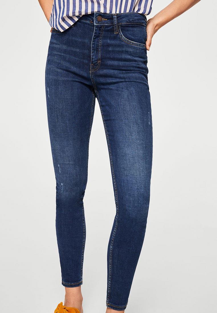 Зауженные джинсы Mango (Манго) 33000502