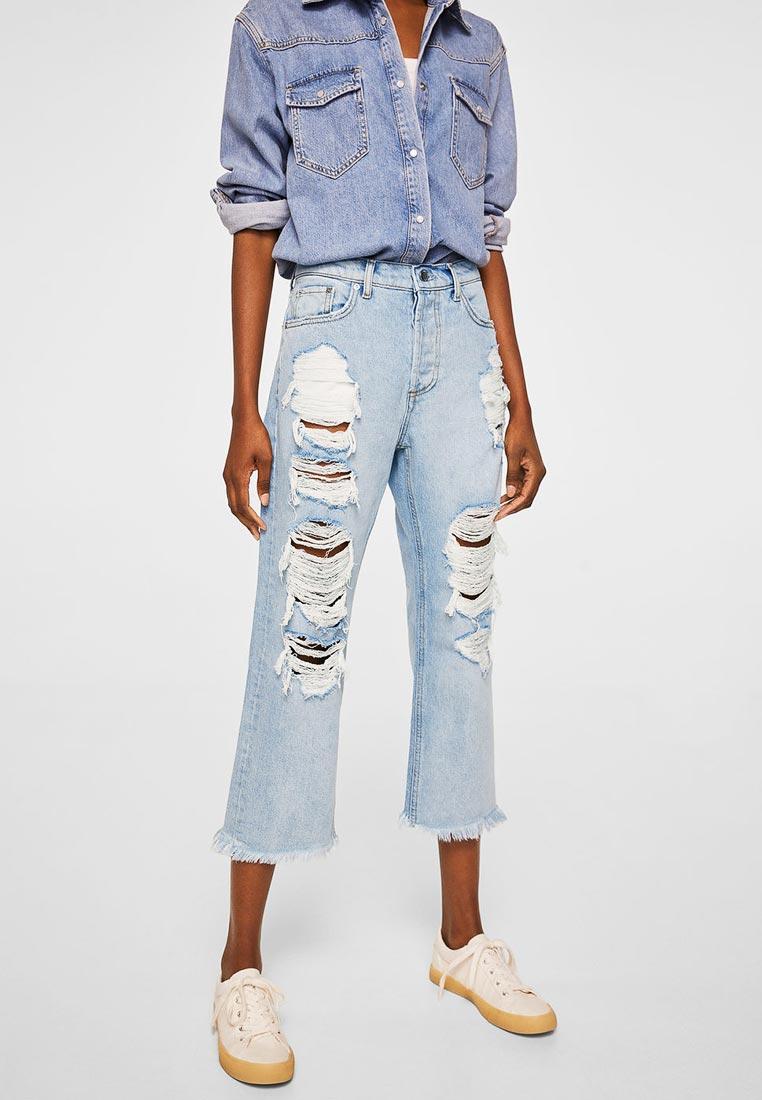 Прямые джинсы Mango (Манго) 33000682