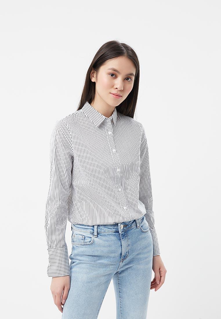 Женские рубашки с длинным рукавом Mango (Манго) 21930543