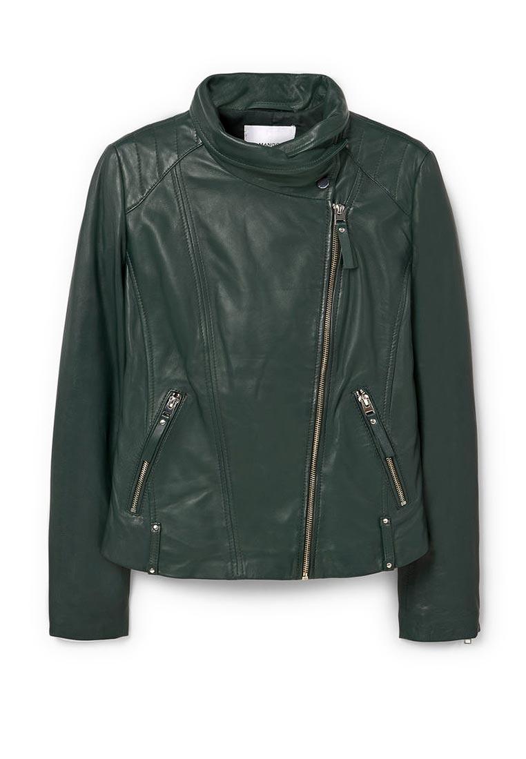 Кожаная куртка Mango (Манго) 83090054