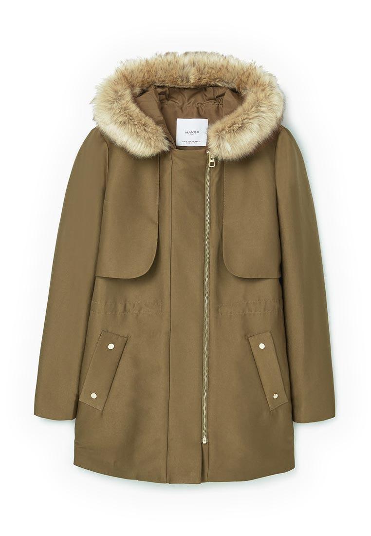Утепленная куртка Mango (Манго) 83083024