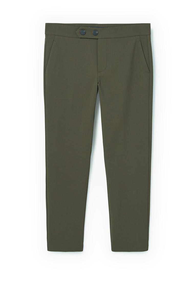 Женские зауженные брюки Mango (Манго) 83030192