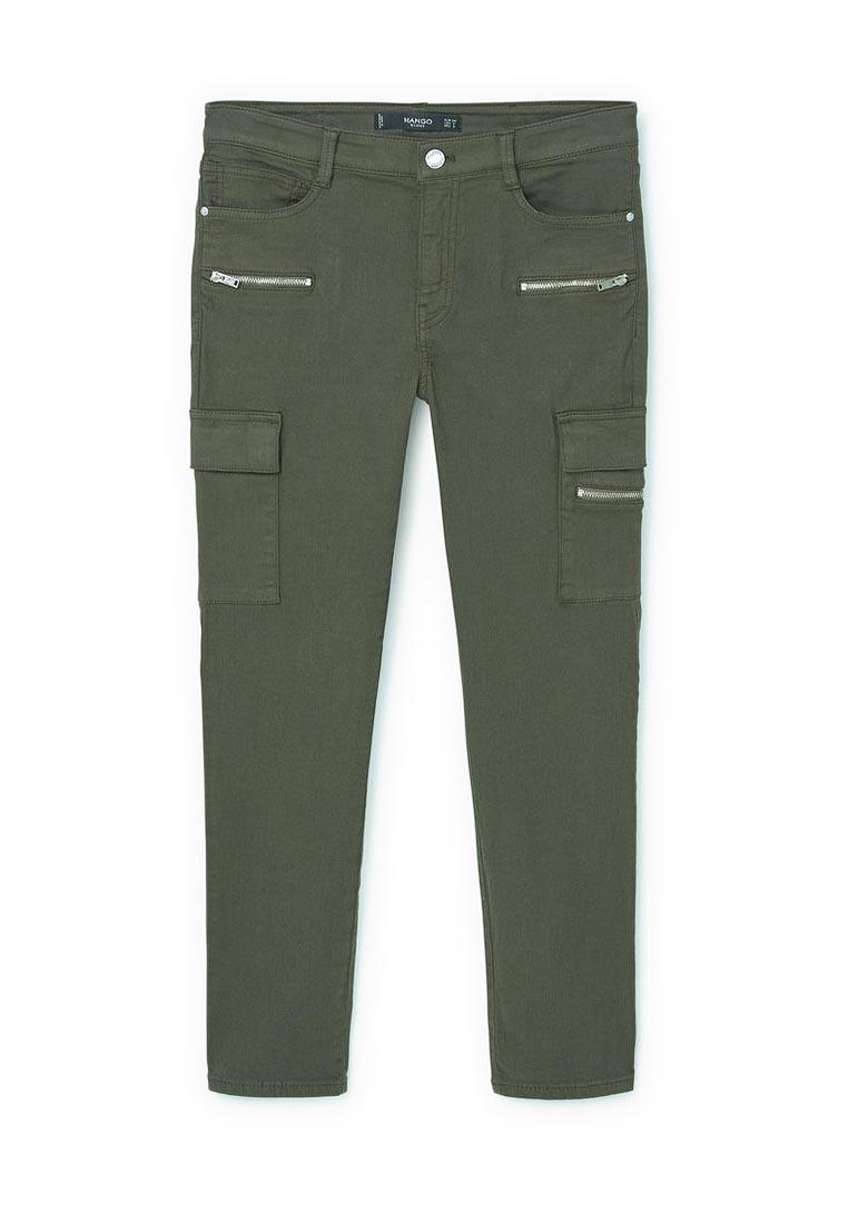 Женские зауженные брюки Mango (Манго) 83063520