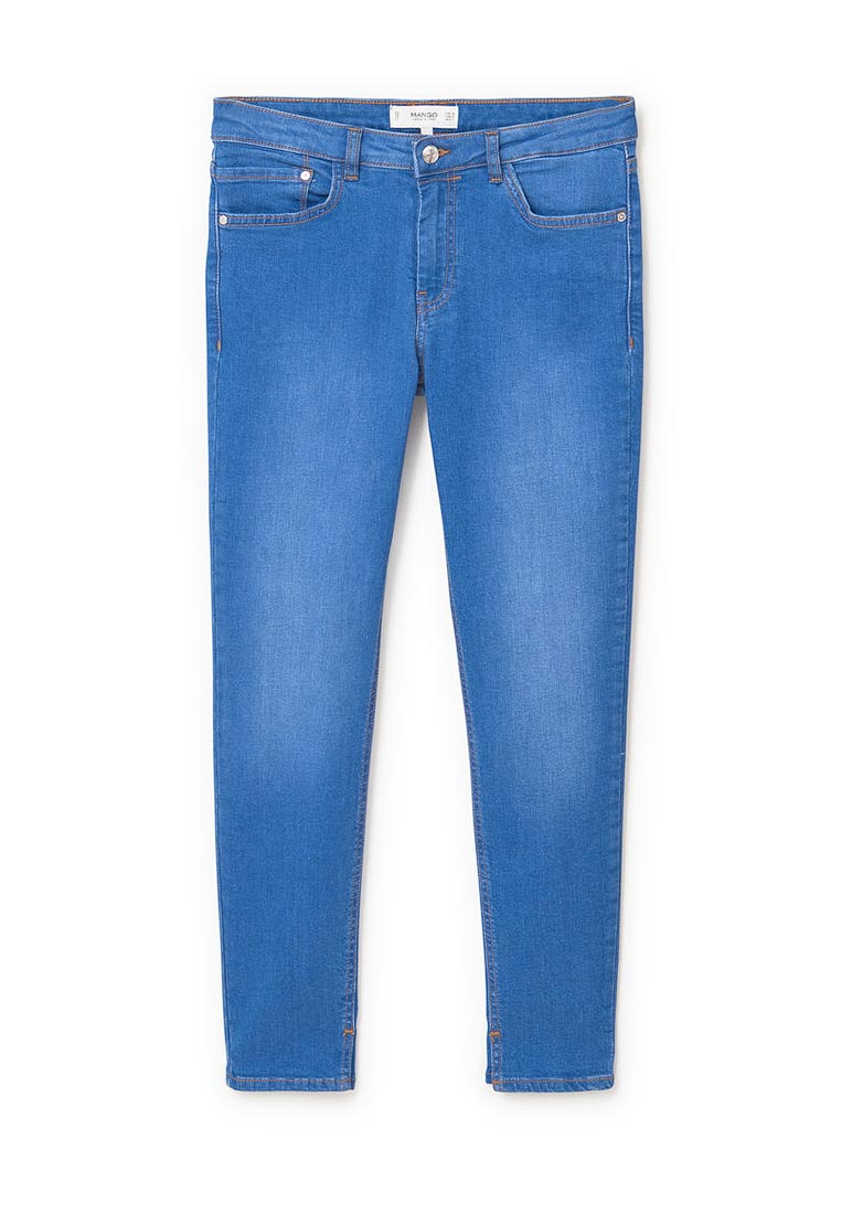 Зауженные джинсы Mango (Манго) 83003510