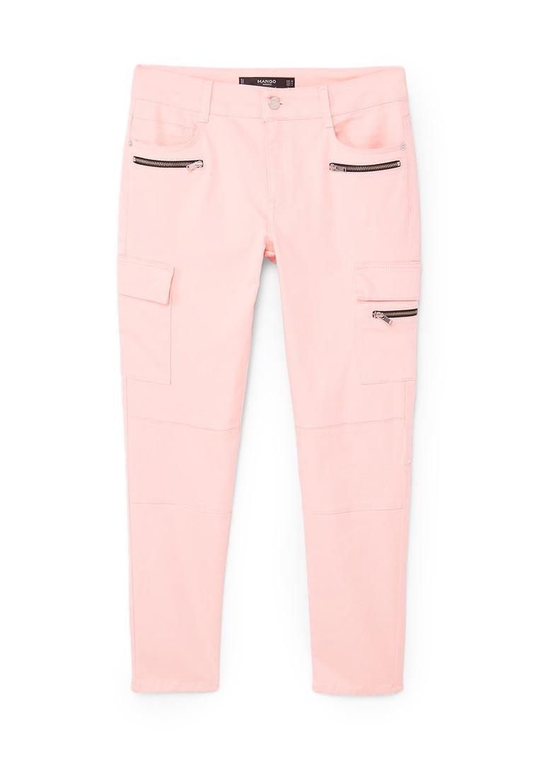 Женские зауженные брюки Mango (Манго) 81863520