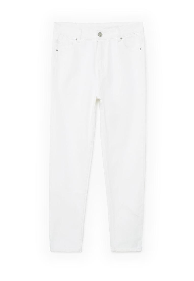 Зауженные джинсы Mango (Манго) 83065553