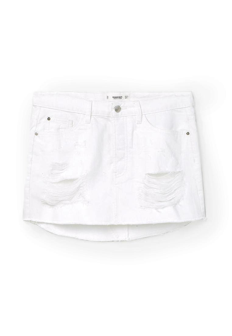 Джинсовая юбка Mango (Манго) 83067500