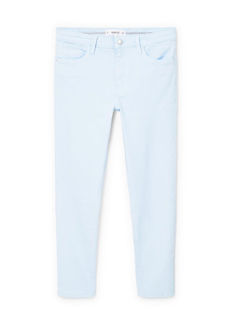 Женские зауженные брюки Mango (Манго) 83047500