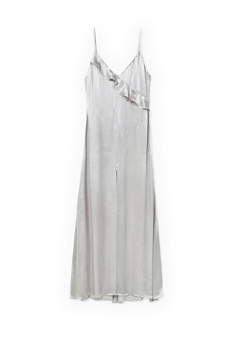 Платье-макси Mango (Манго) 81065612