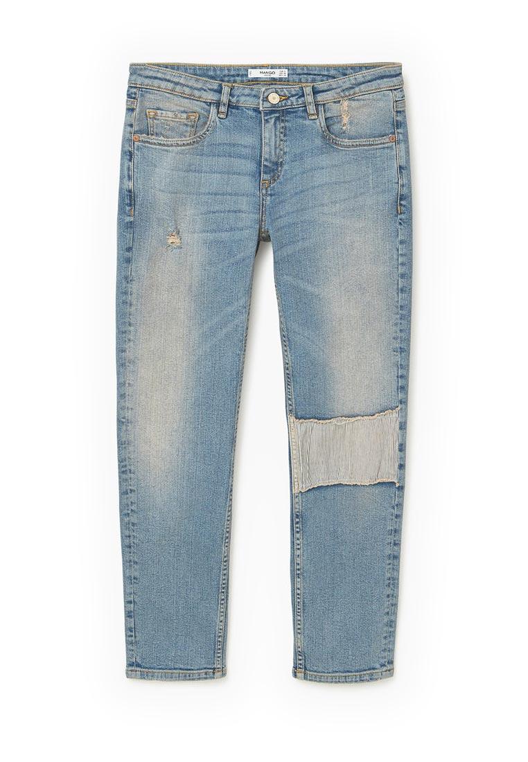 Прямые джинсы Mango (Манго) 83017503