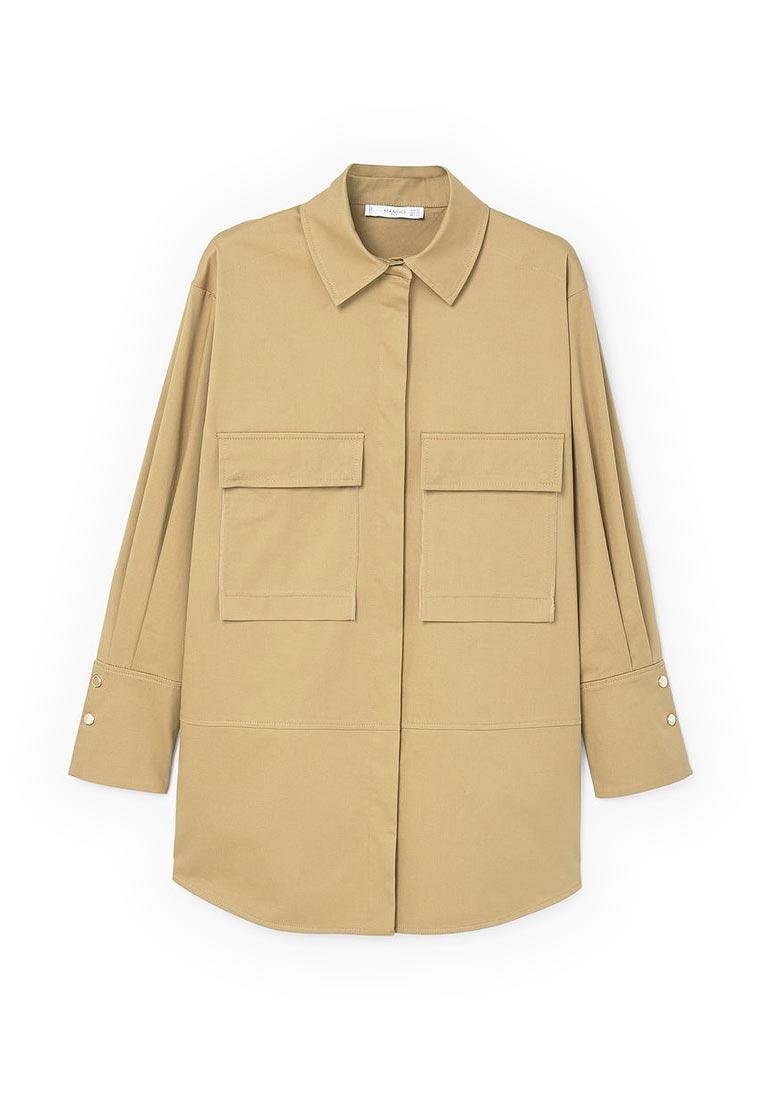 Утепленная куртка Mango (Манго) 81078816