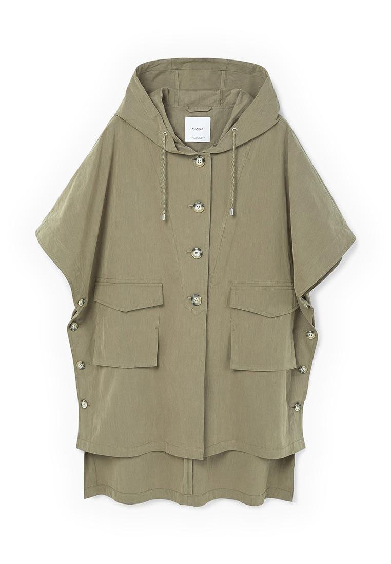 Утепленная куртка Mango (Манго) 83059011