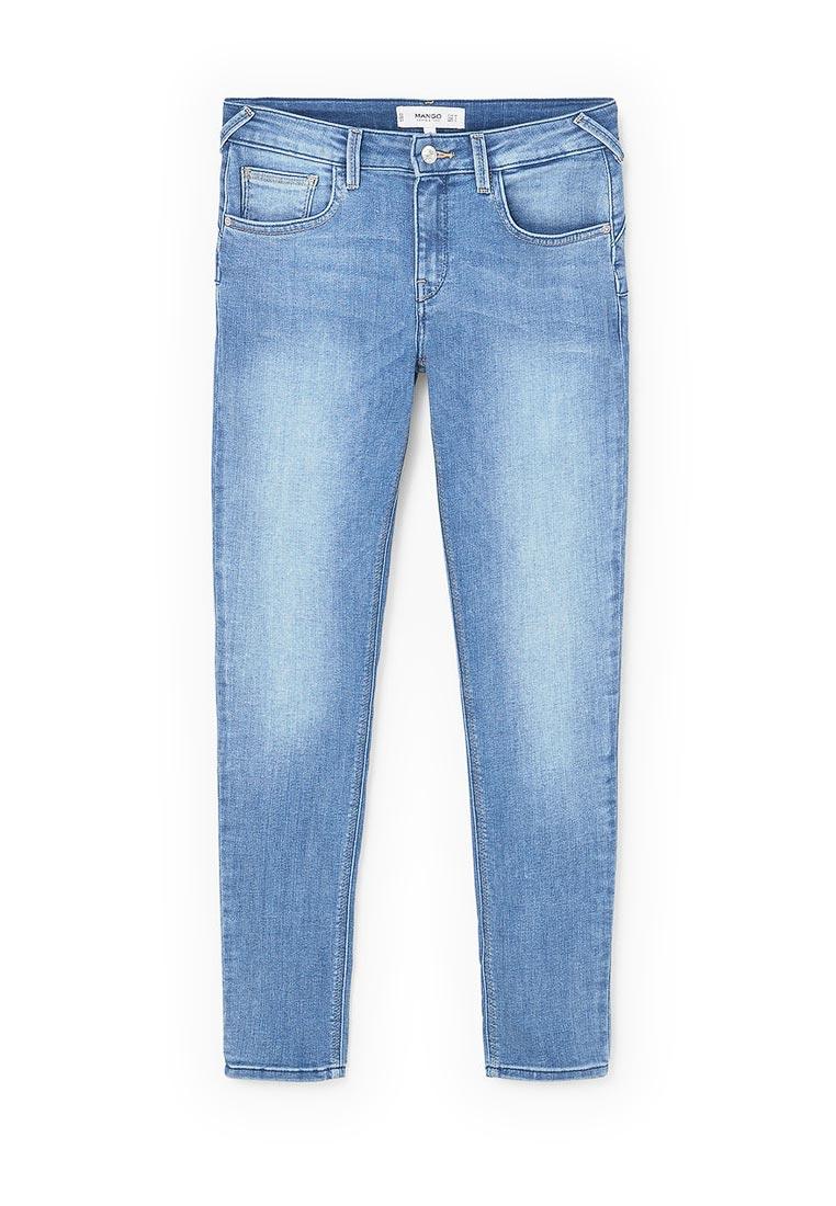 Зауженные джинсы Mango (Манго) 13020325
