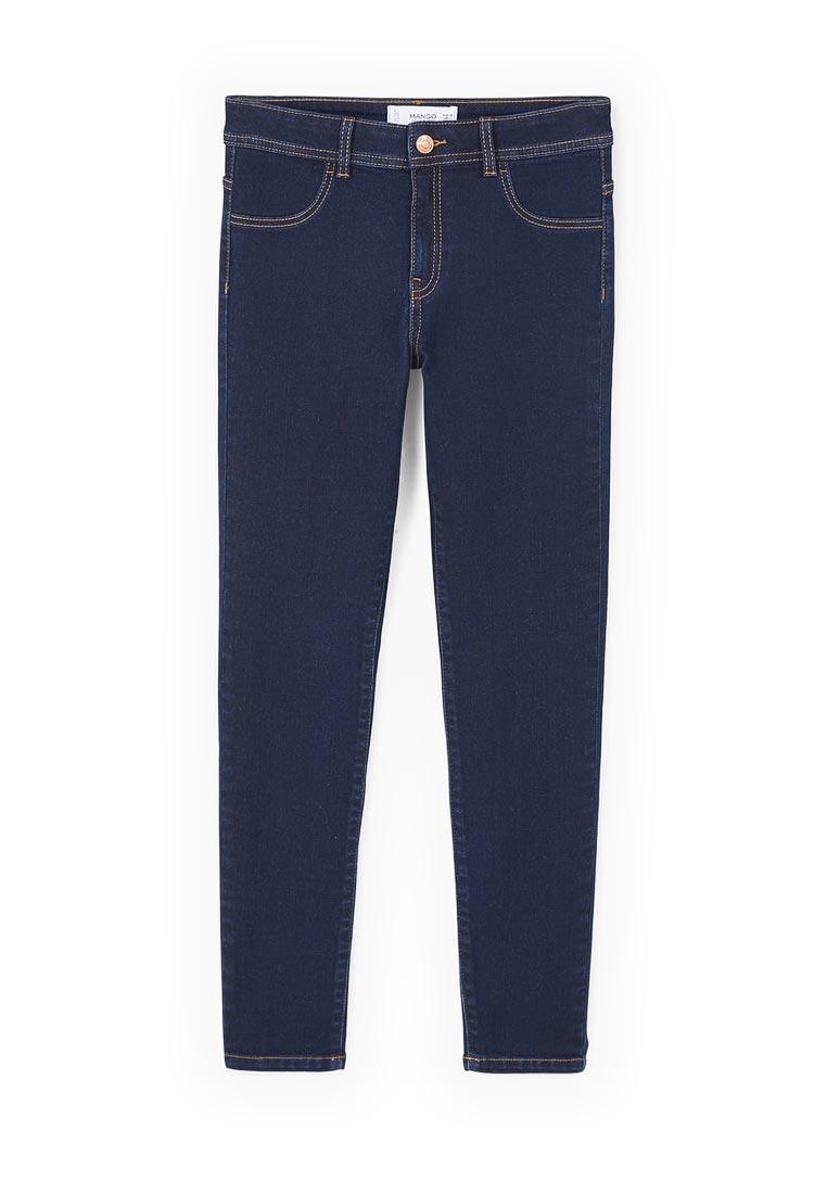 Зауженные джинсы Mango (Манго) 13060285