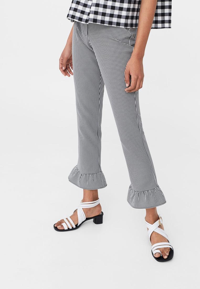 Женские зауженные брюки Mango (Манго) 83047612