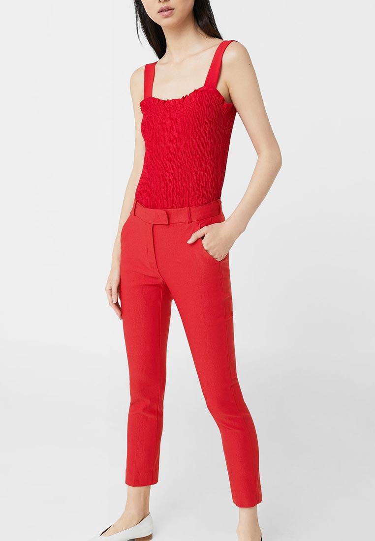 Женские зауженные брюки Mango (Манго) 13060304