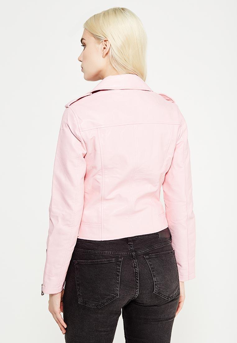 Кожаная куртка Mango (Манго) 13090396: изображение 3