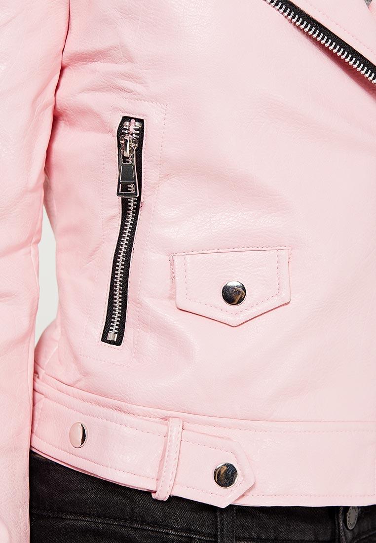 Кожаная куртка Mango (Манго) 13090396: изображение 5
