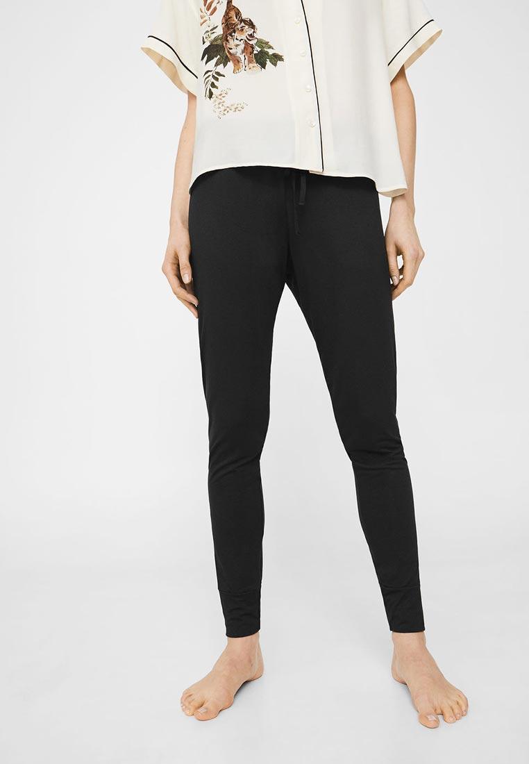 Женские зауженные брюки Mango (Манго) 84047558