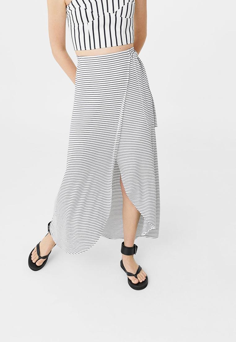 Широкая юбка Mango (Манго) 83057586