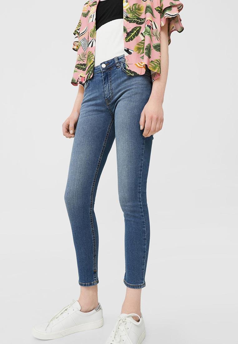 Зауженные джинсы Mango (Манго) 13040289