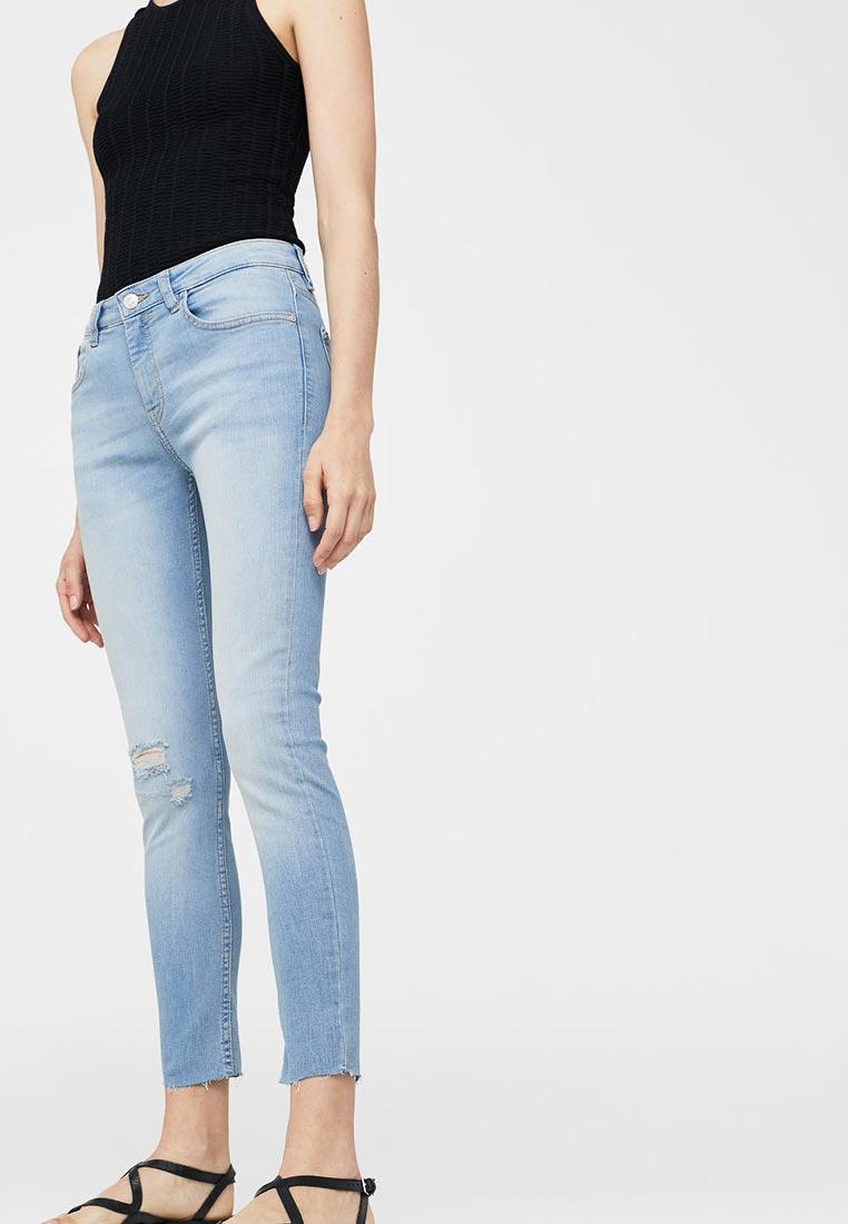Зауженные джинсы Mango (Манго) 13030310