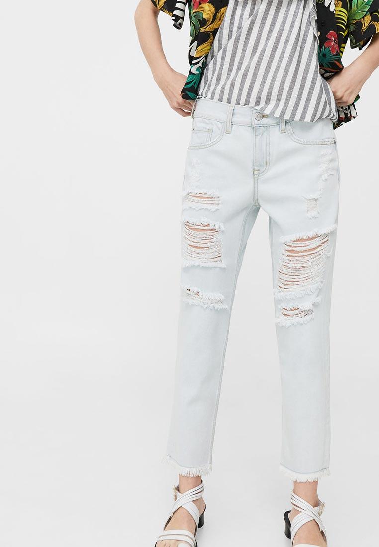 Зауженные джинсы Mango (Манго) 13000312