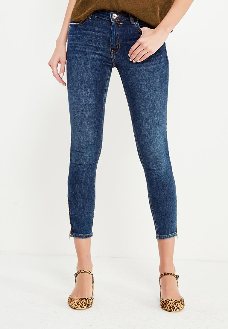 Зауженные джинсы Mango (Манго) 13010299