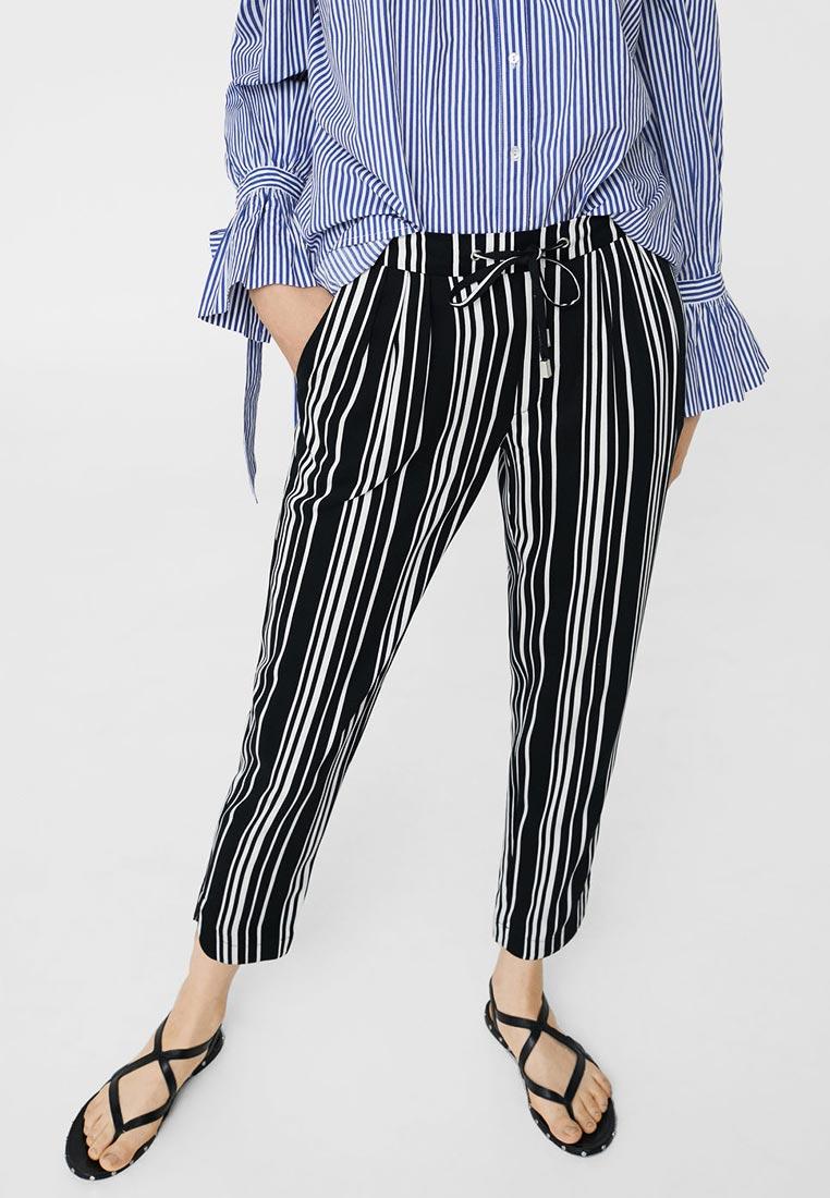 Женские зауженные брюки Mango (Манго) 13050300