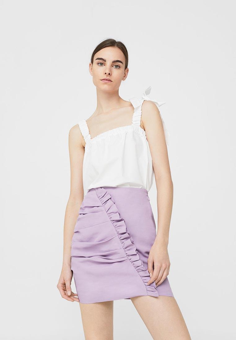 Узкая юбка Mango (Манго) 81068822