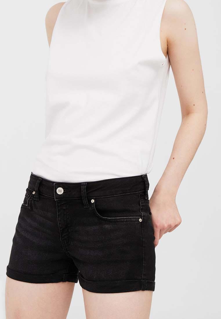 Женские джинсовые шорты Mango (Манго) 13060328